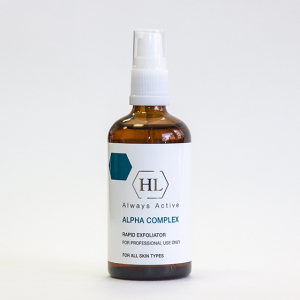 Holy Land ALPHA COMPLEX Rapid Exfoliator |Пилинг, 185 мл