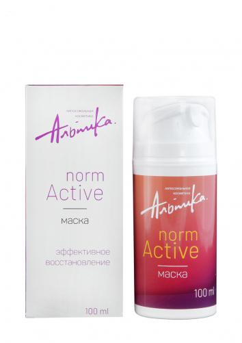 Альпика | Маска Norm Active, 100 мл